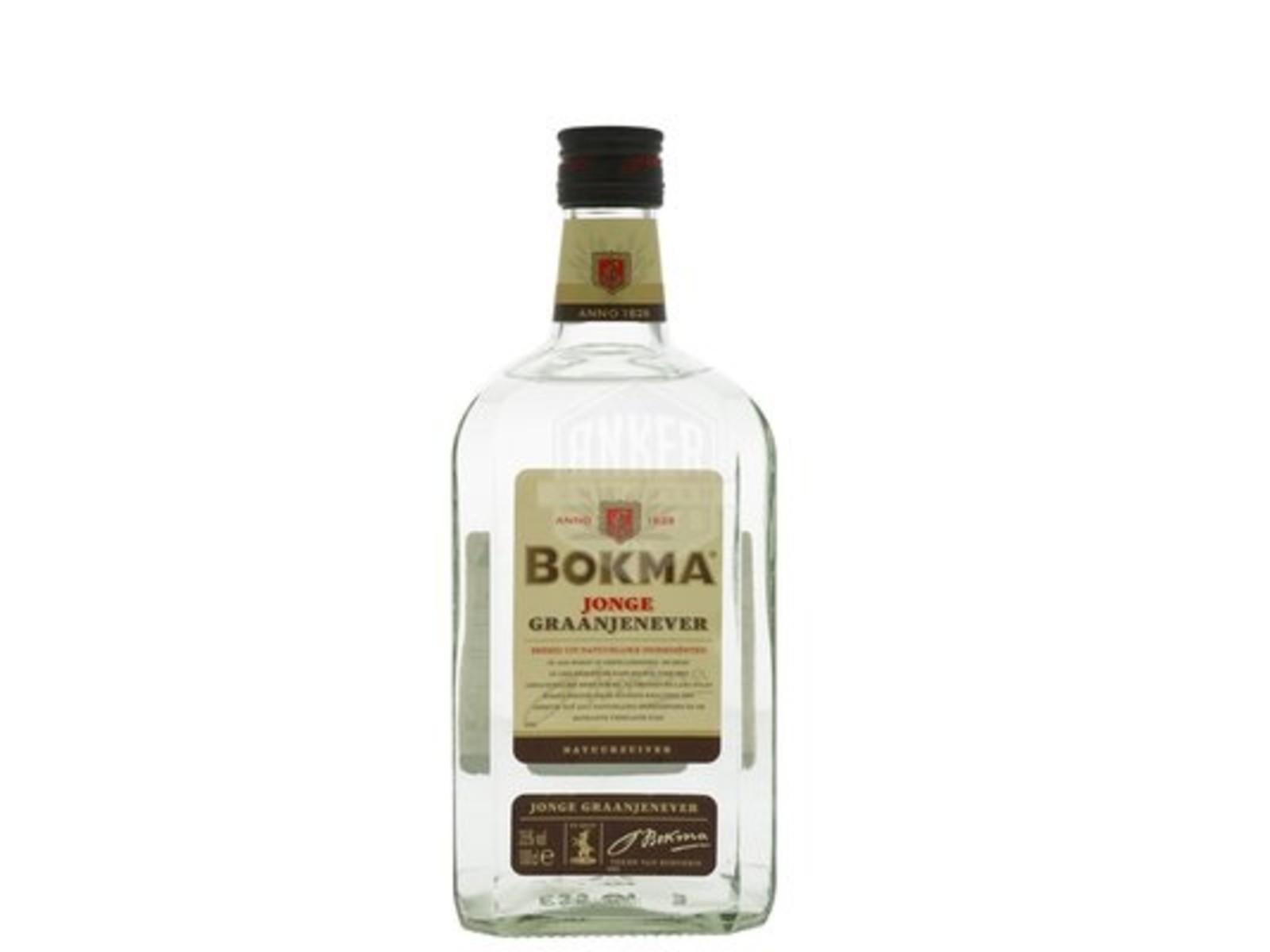 Bokma Bokma jonge jenever vierkant / 1L
