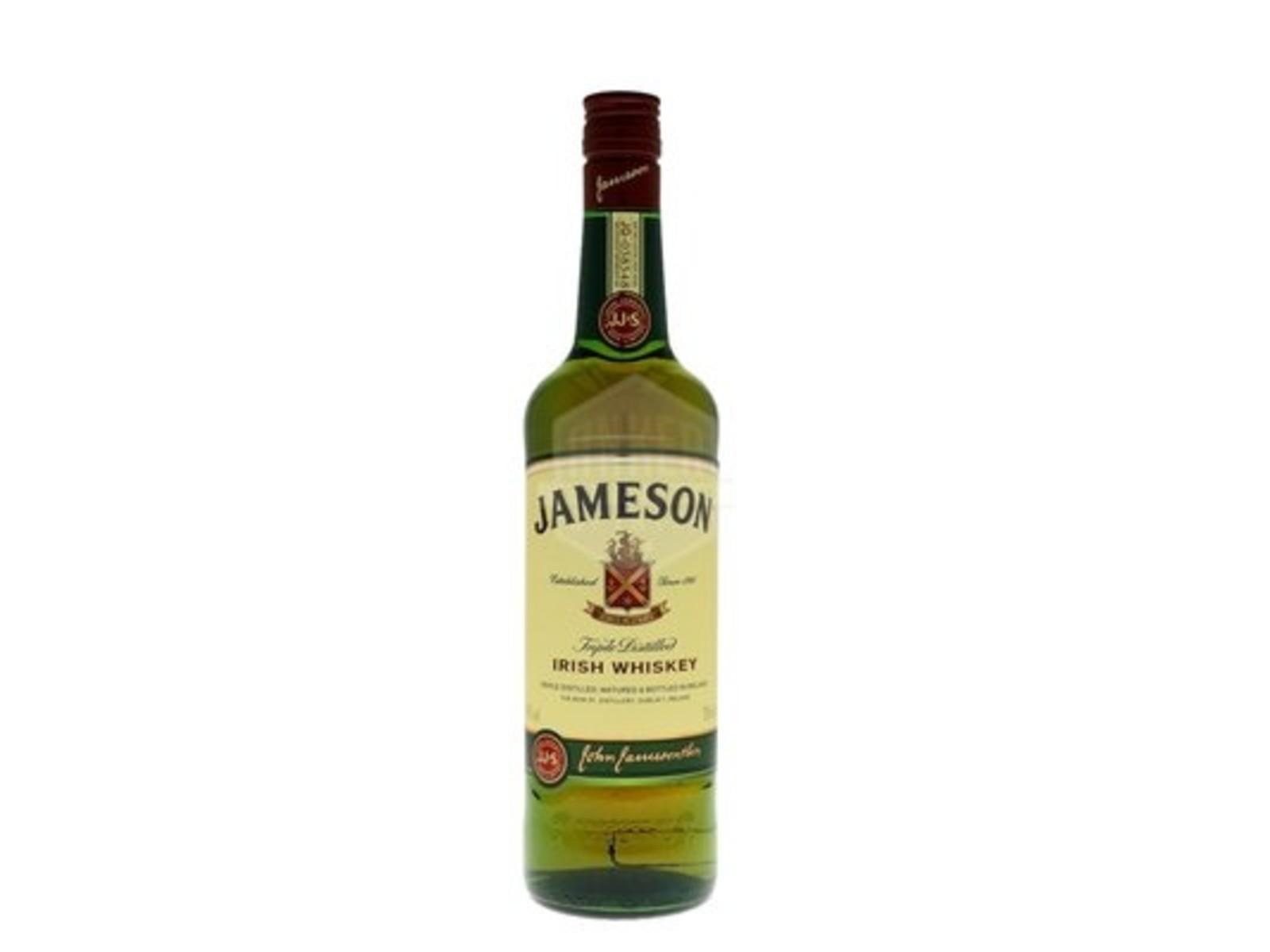 Jameson Jameson / Whiskey / 0,7L