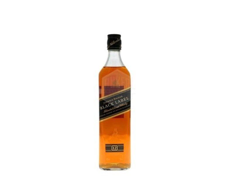 Johnnie Walker / black label / whisky / 0,7L