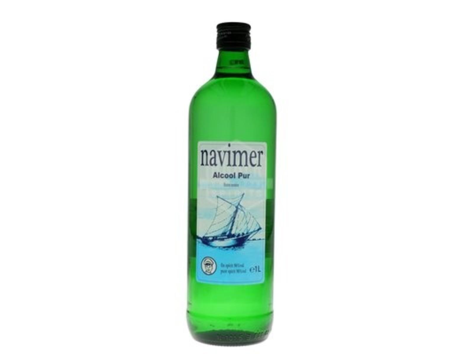 Navimer Navimer Alcohol Pur Glas