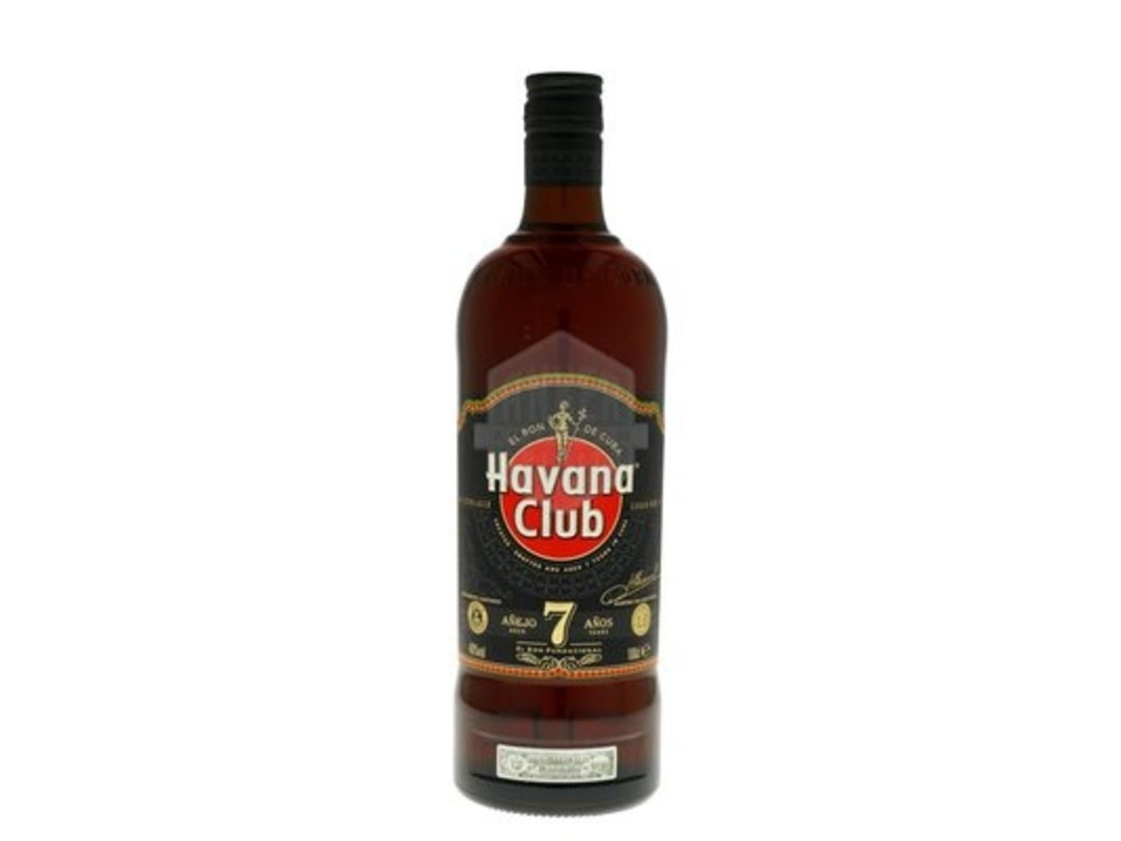 Havana Club Havana Club / 7 years / 1L