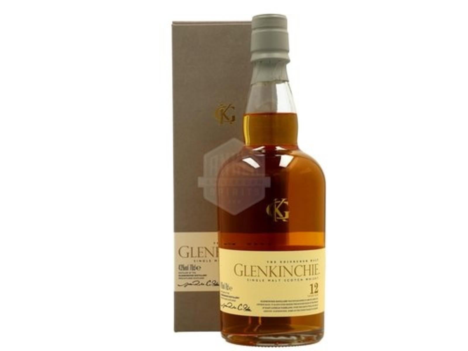 Glenkinchie Glenkinchie / 12 years / whisky / 0,7L