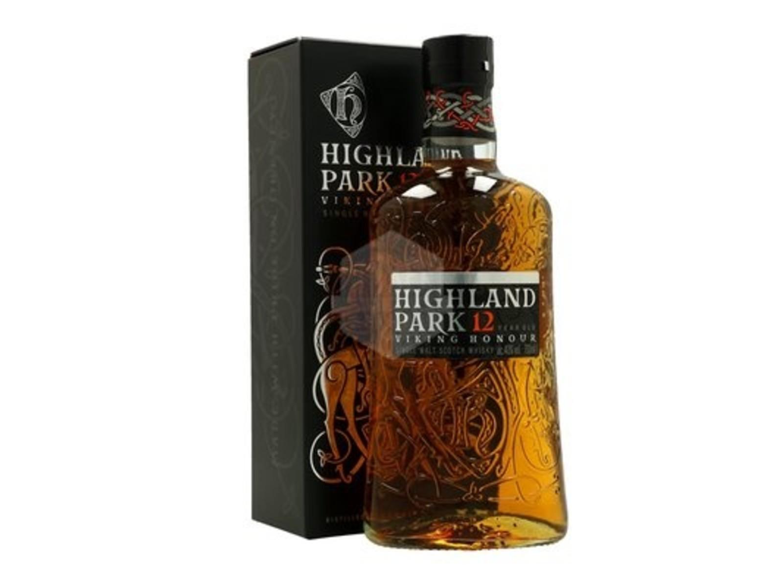 Highland Park Highland Park / 12 years / whisky / 0,7L