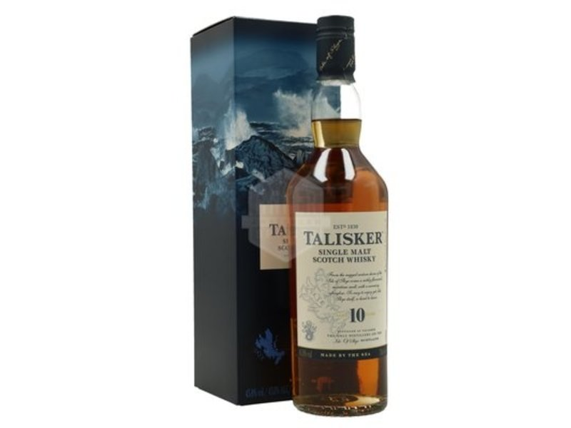 Talisker / 10 years / whisky / 0,7L