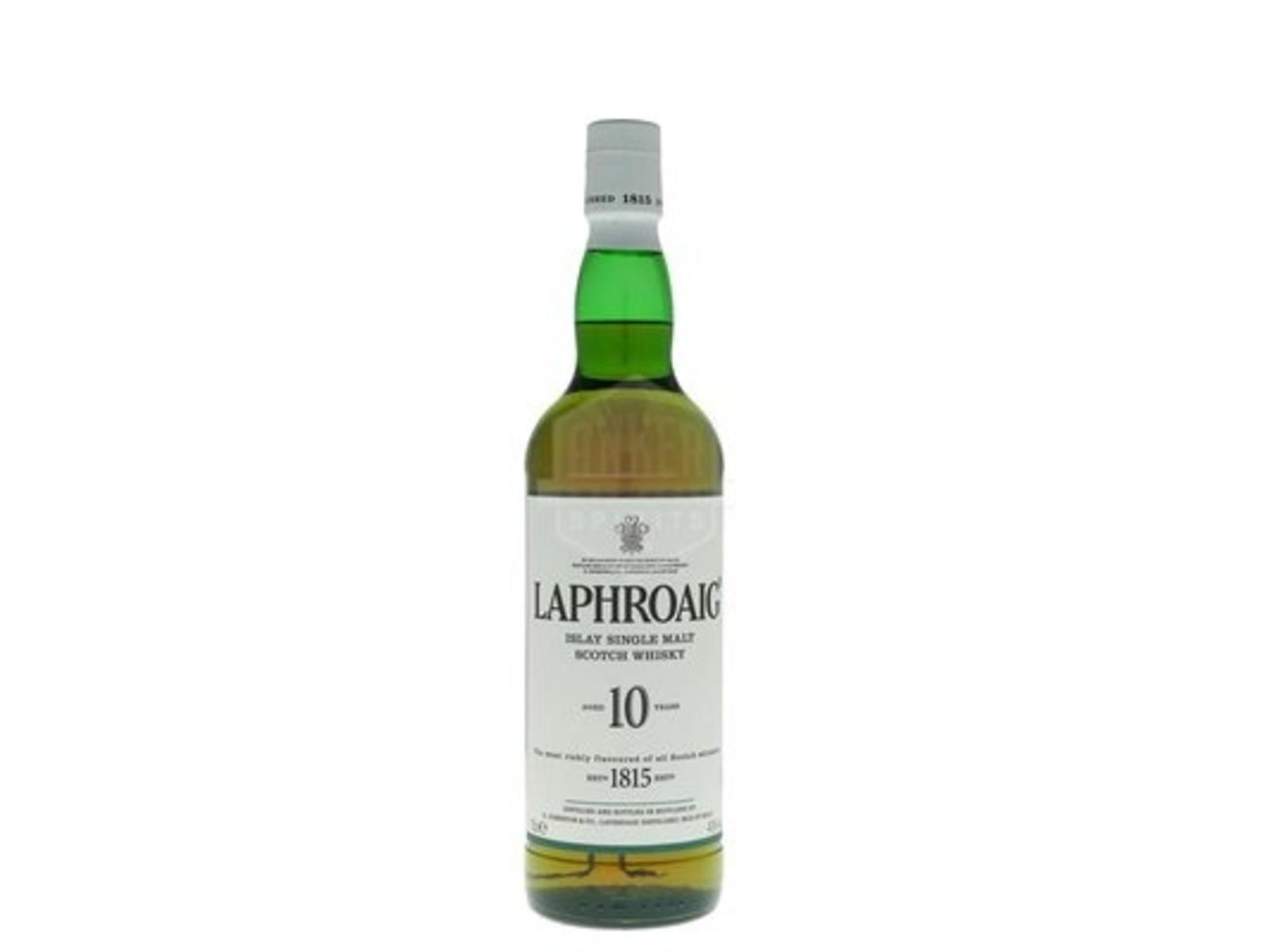 Laphroaig Laphroaig / 10 yrs / 0,7l