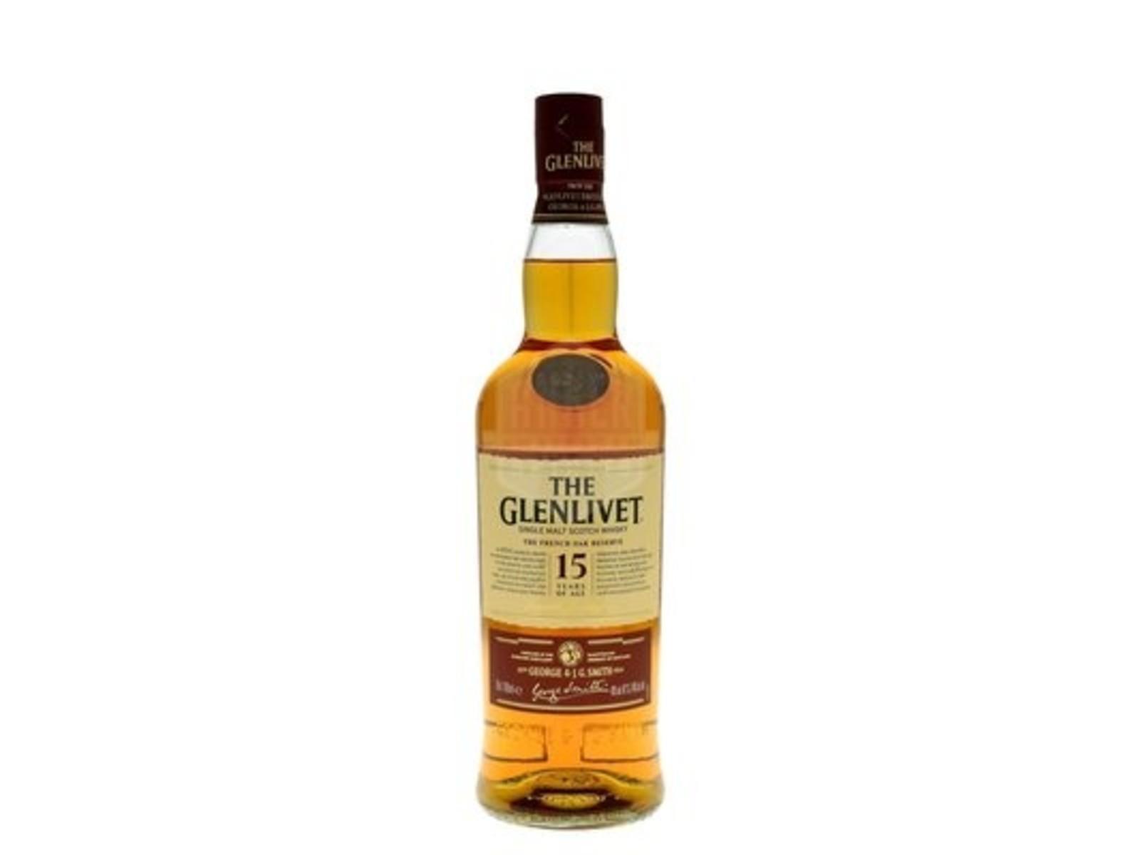 The Glenlivet The Glenlivet 15 Years French Oak