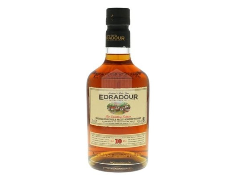 Edradour / 10 years / whisky / 0,7L