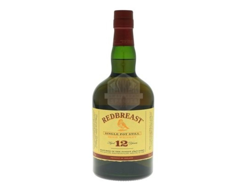 Redbreast / 12 years / whisky / 0,7L