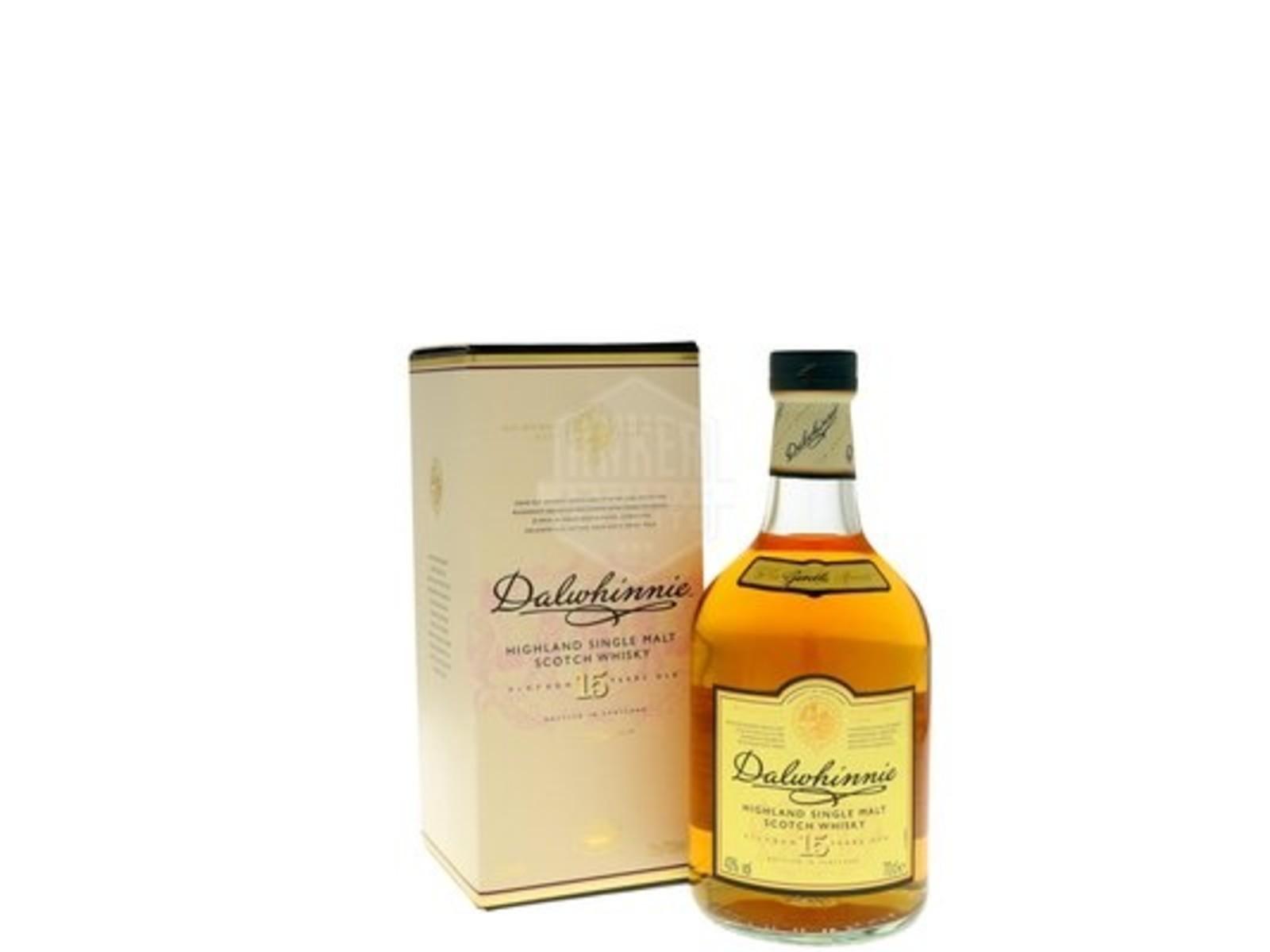 Dalwhinnie Dalwhinnie / 15 years / whisky / 0,7L