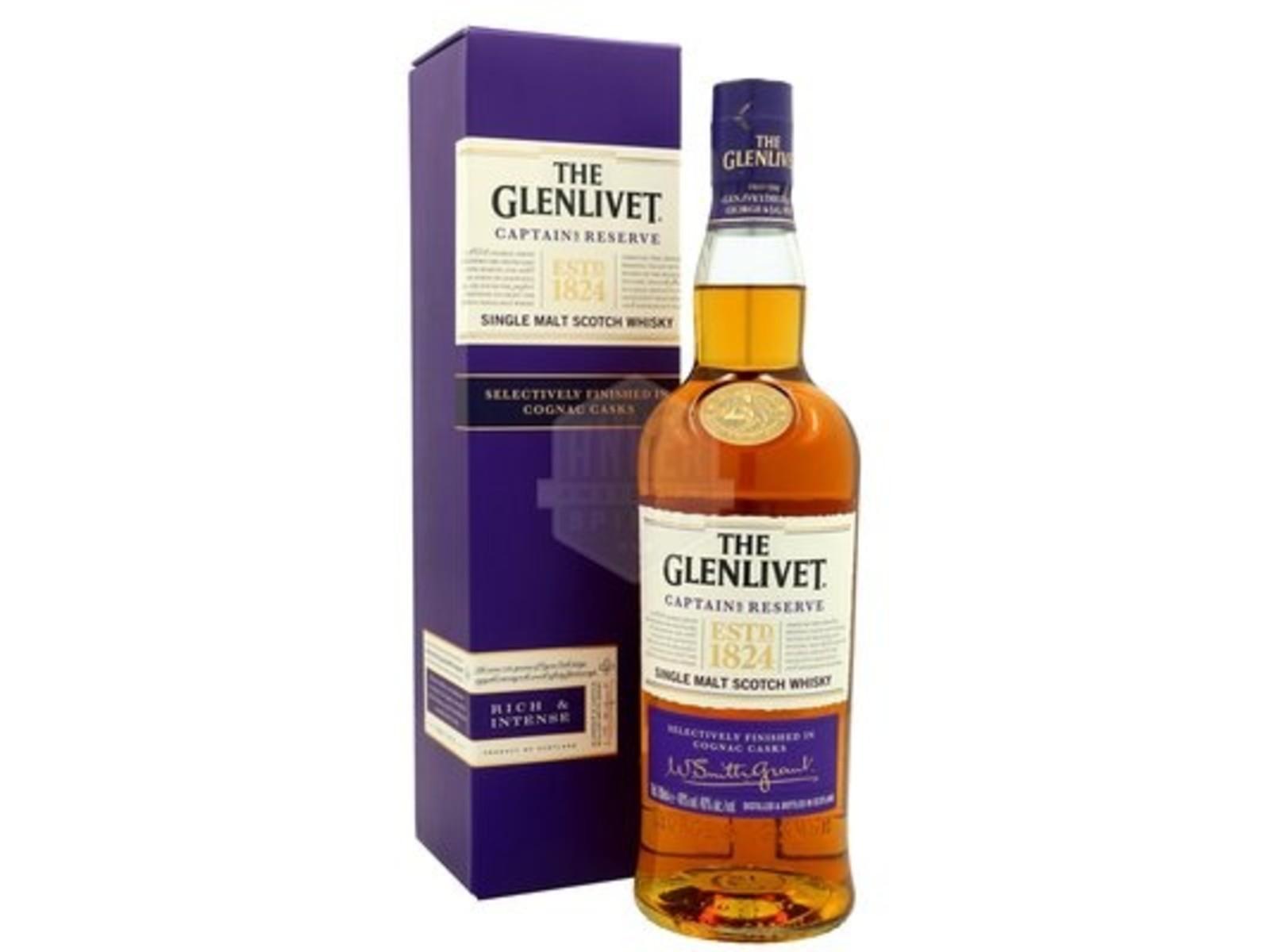 The Glenlivet The Glenlivet / Captain's Reserve