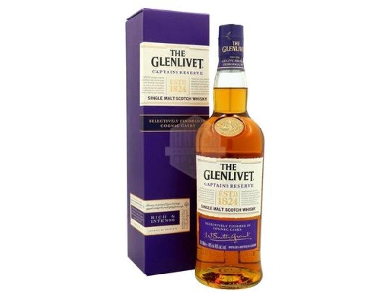 The Glenlivet / Captain's Reserve