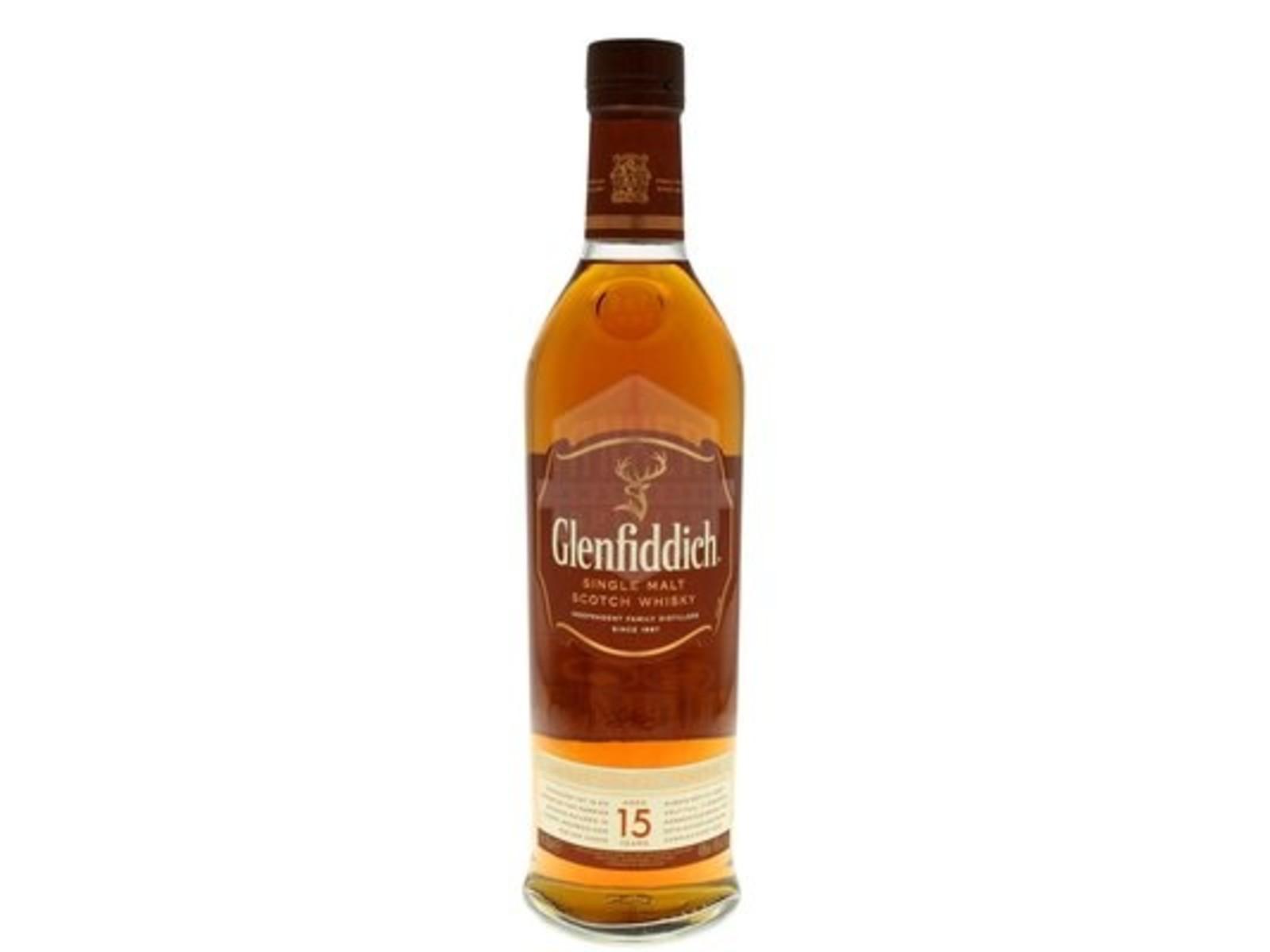 Glenfiddich Glenfiddich / 15 years / Unique Solera Fifteen / 0,7L
