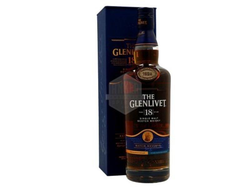 The Glenlivet / 18 years / whisky / 0,7L