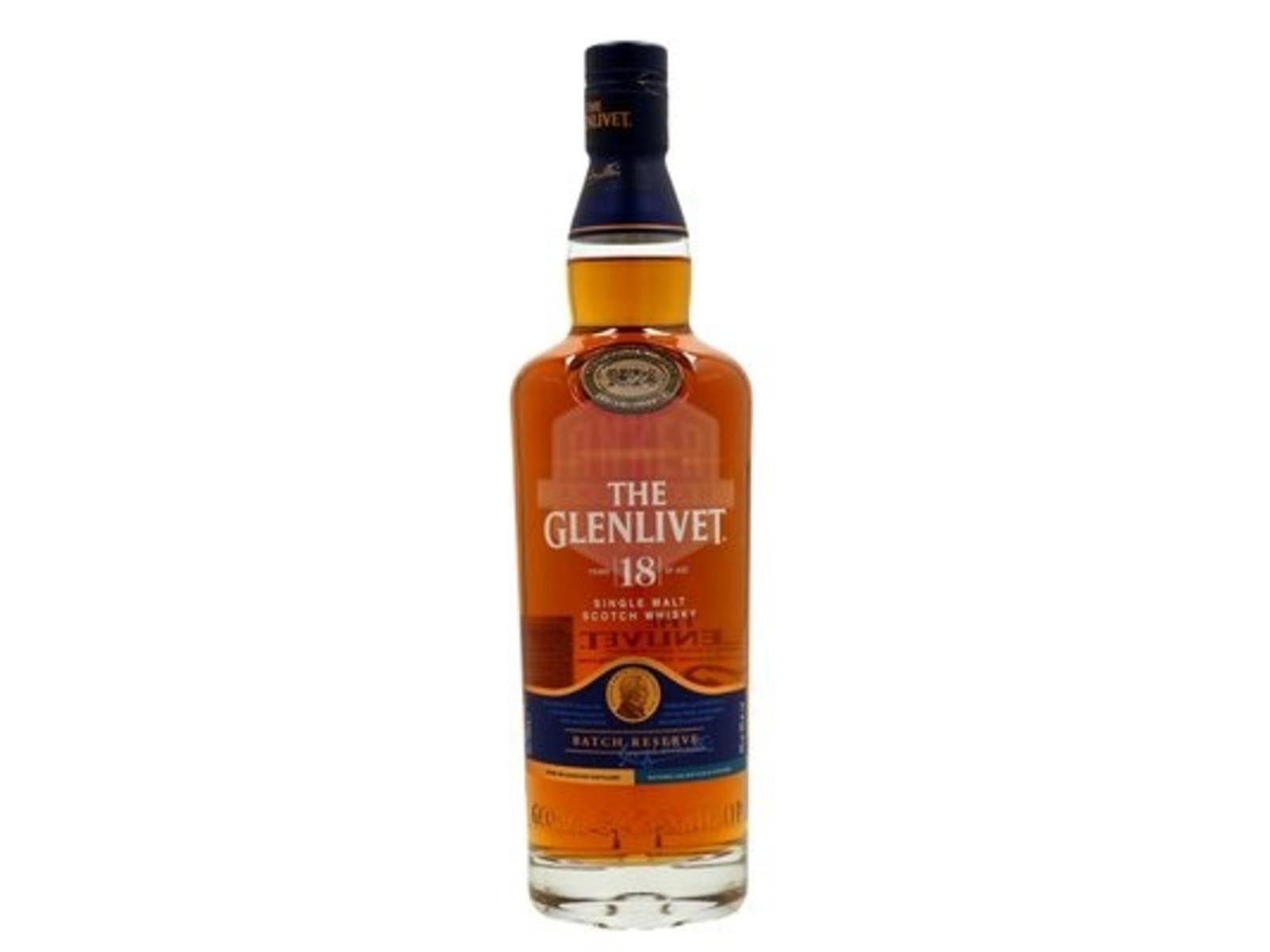 The Glenlivet The Glenlivet / 18 years / whisky / 0,7L