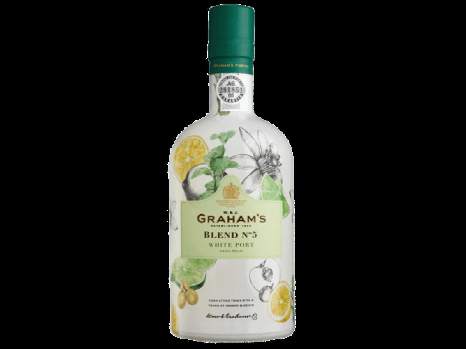 Graham's Port Graham's / White Port / Blend No 5