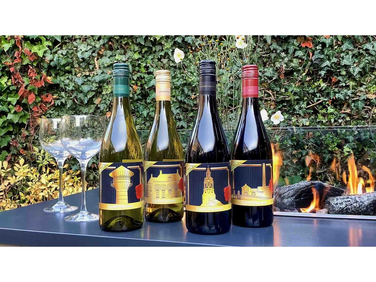 Cuveé ''Stadhuis'' / Chardonnay
