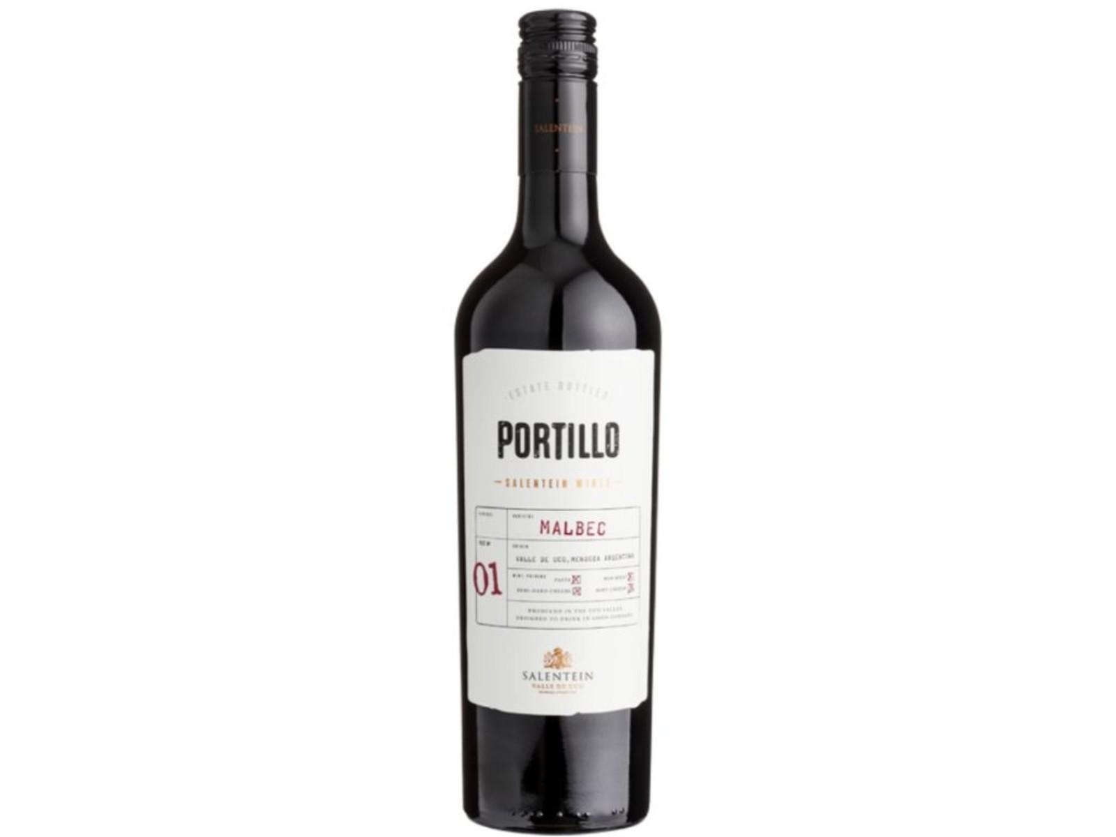 Bodegas Salentein Portillo Malbec