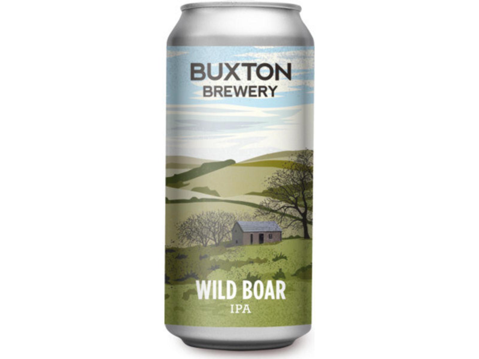 Buxton Brewery / Wild Boar IPA