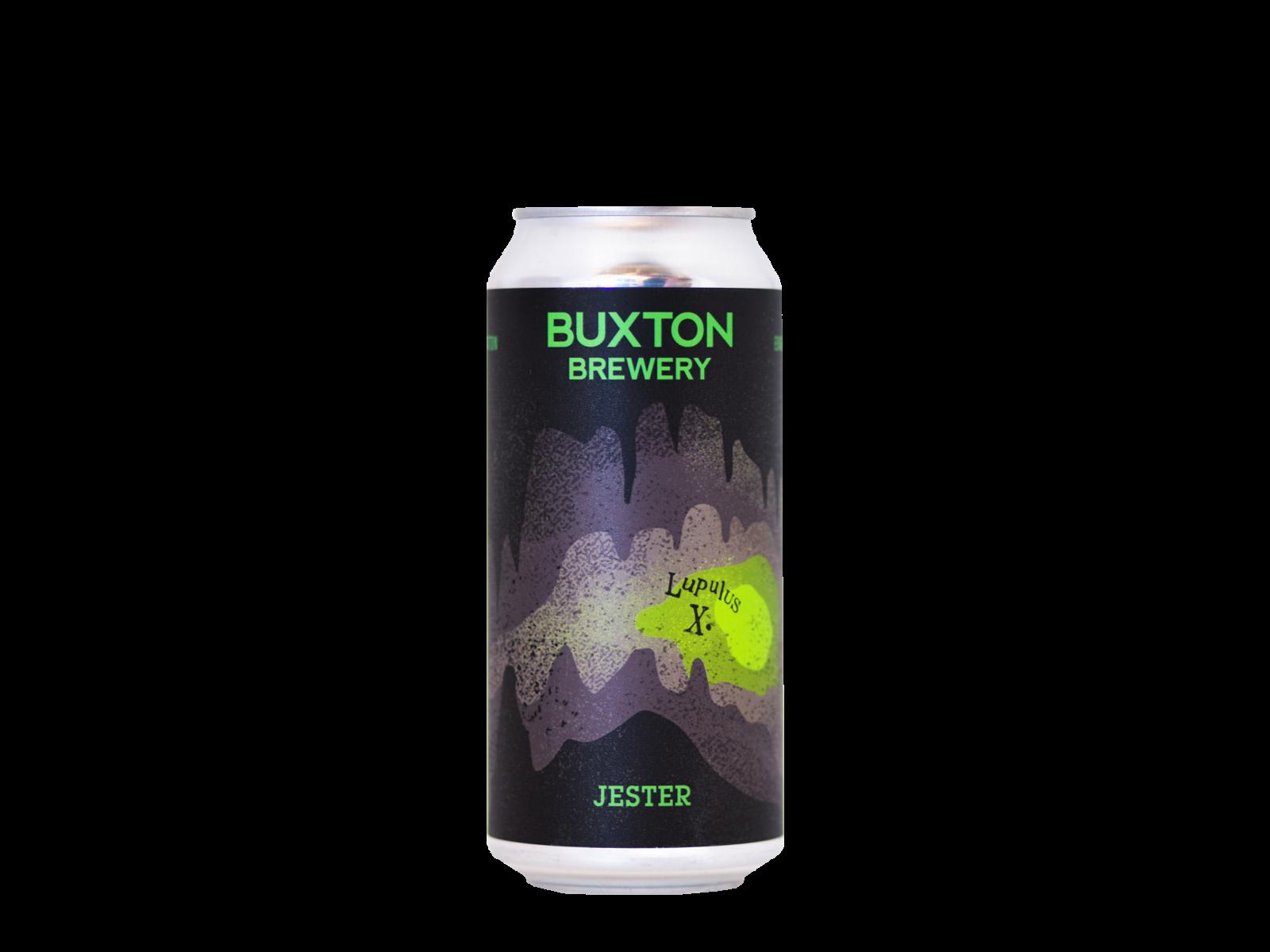 Buxton / LupulusX Jester SH IPA