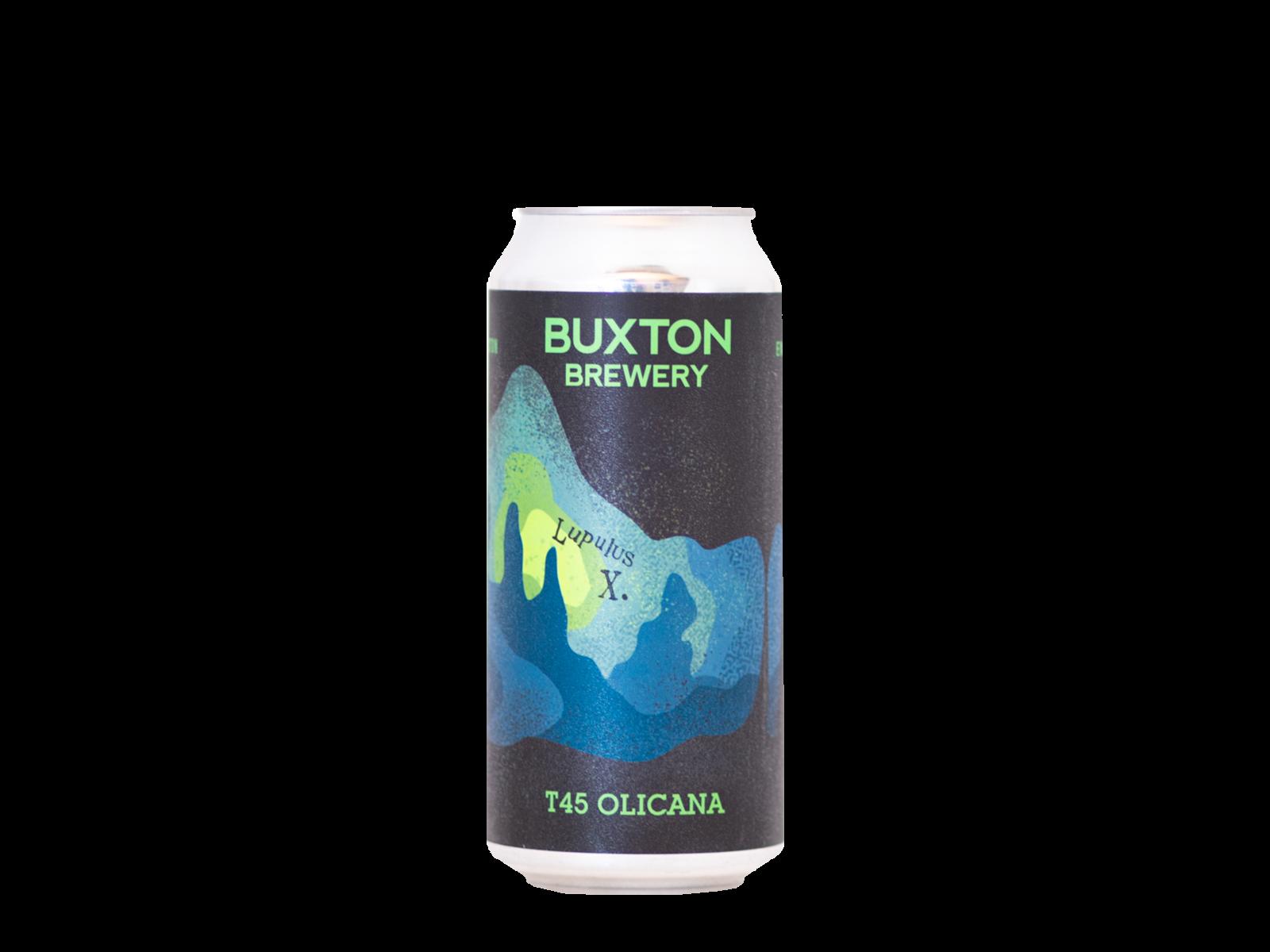 Buxton / LupulusX Olicana SH IPA