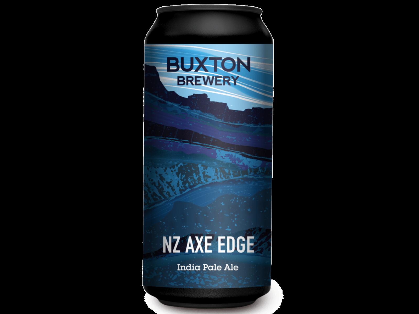 Buxton New Zealand Axe Edge - IPA