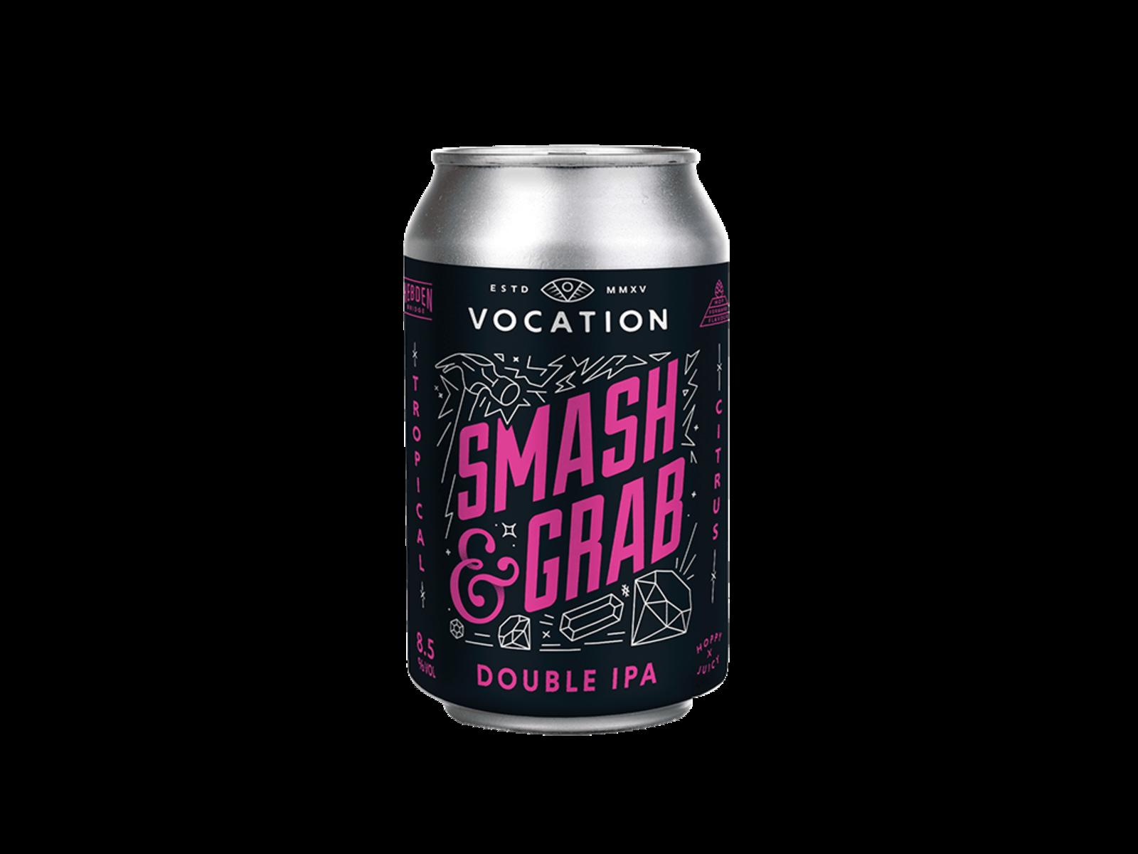Vocation Smash & Grab - DIPA