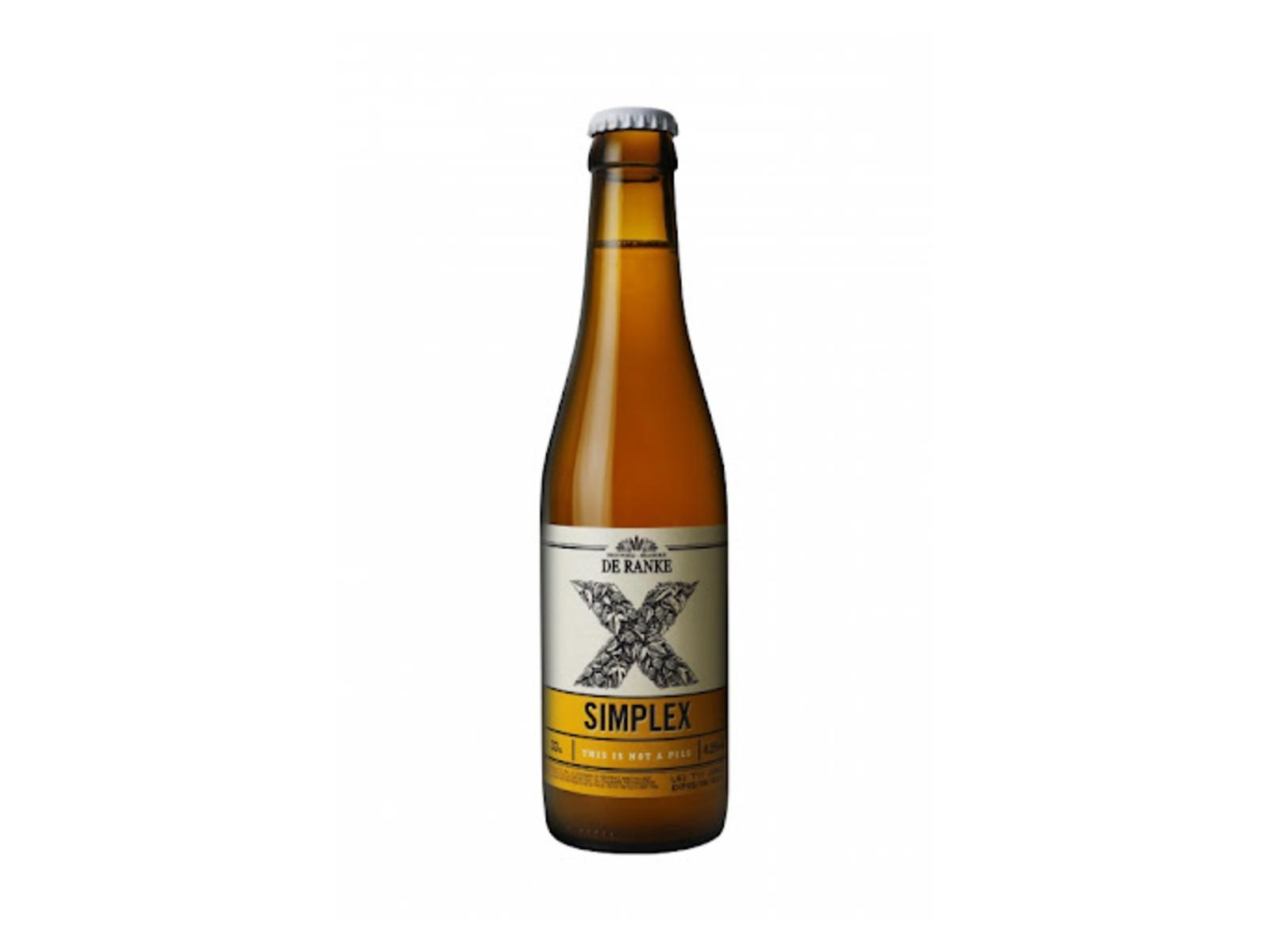 De Ranke Ranke Simplex - Belgian Pale Ale