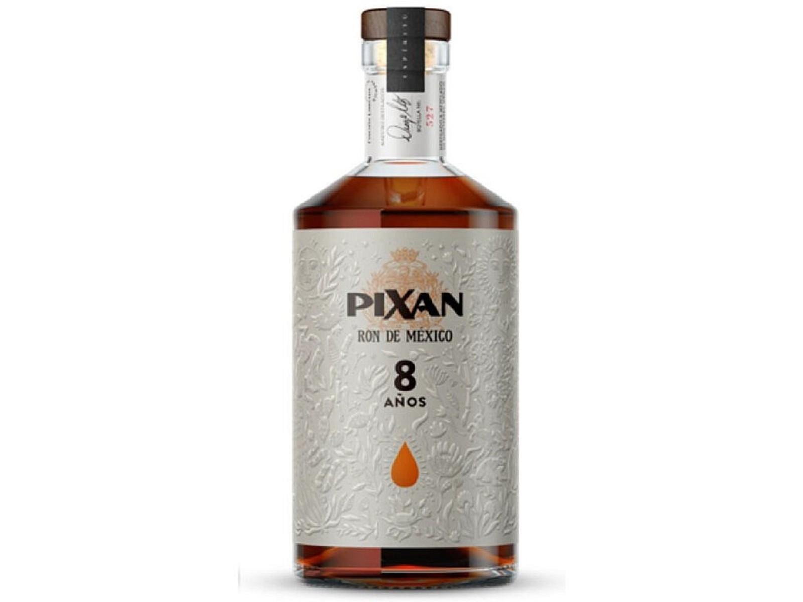 Pixan Ron du Mexico / 8 yo