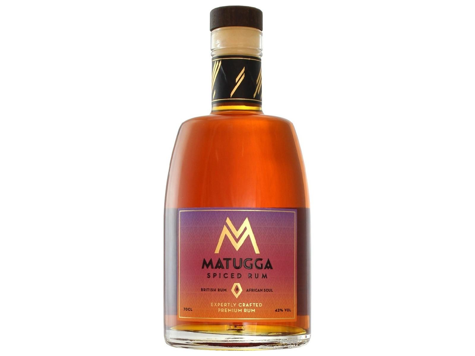 Mattuga Rum Matugga / Spiced Rum