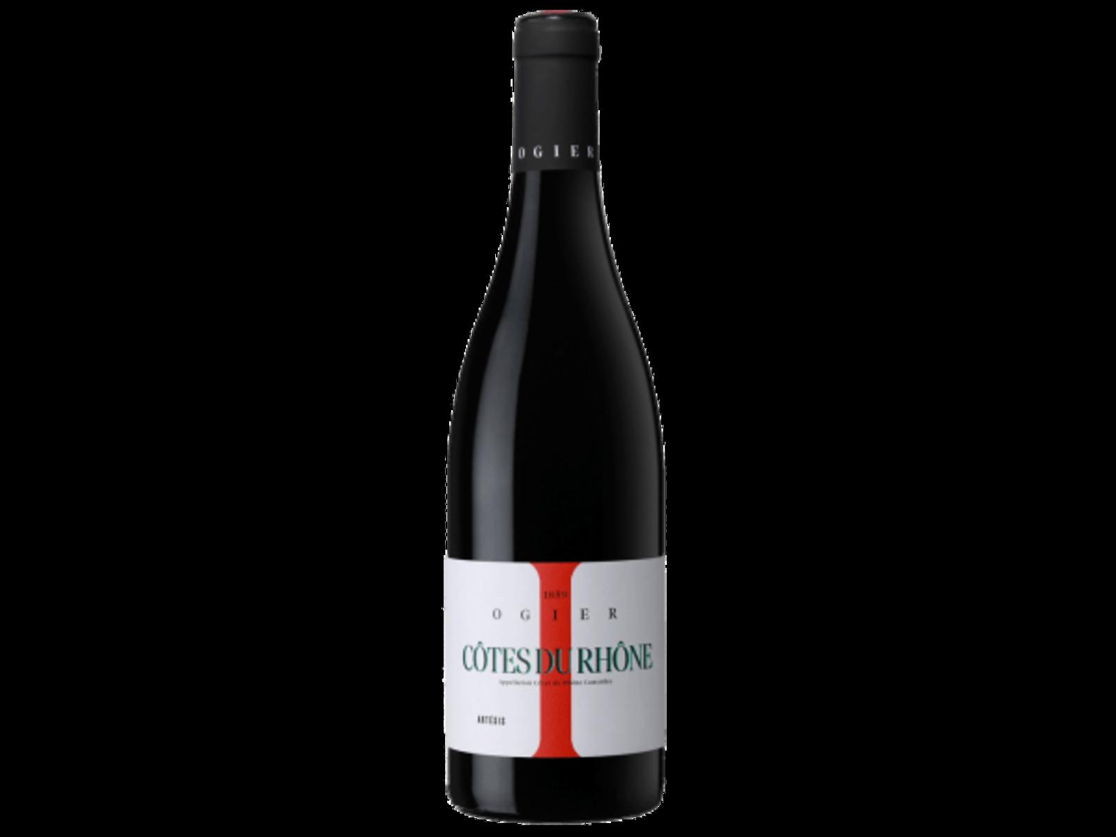Ogier Artesis / Côtes Du Rhone / Rouge