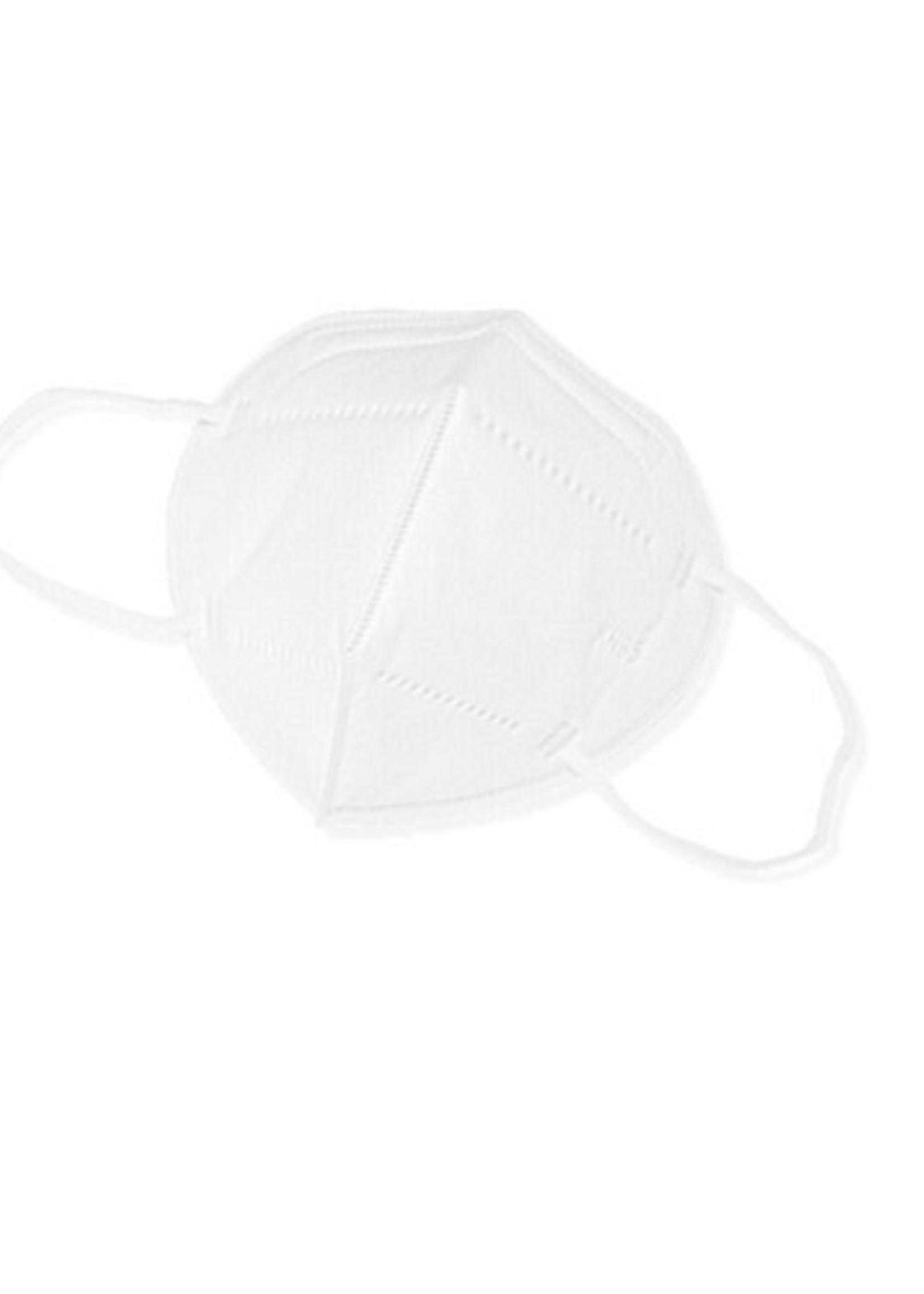 Mondmasker (1 stuks) | FFP2/KN95 | 4-laags | Stofmasker | Wegwerp