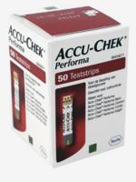 Bayer Accu-Chek Performa teststrips