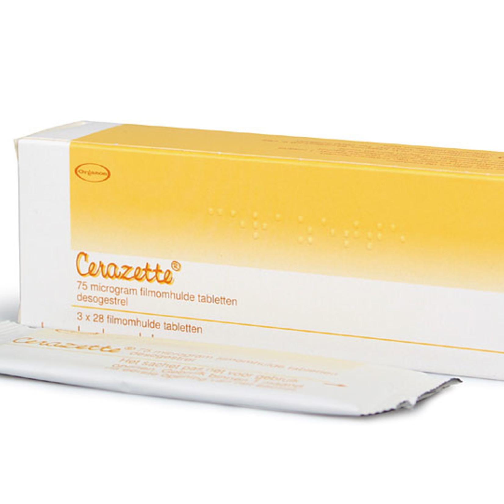 Cerazette Cerazette 0,075mg