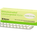 Microgynon 30 Ethinylestradiol 0,03mg Levonorgestrel 0,15mg