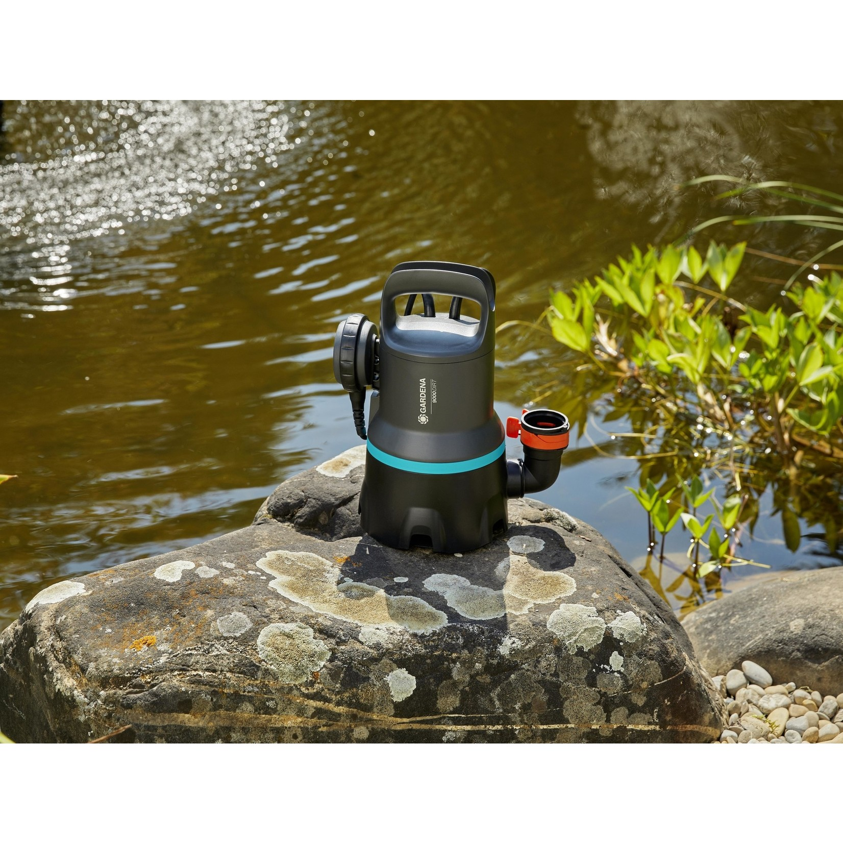 Gardena Vuil water pomp 9000