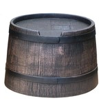 Roto Voet voor Roto 50 liter ø 36-42 cm x h.22 cm bruin