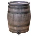 Roto Roto regenton 50 liter ø 42 x h.54 cm bruin