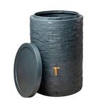 Garantia ARONDO ton 250 liter antraciet
