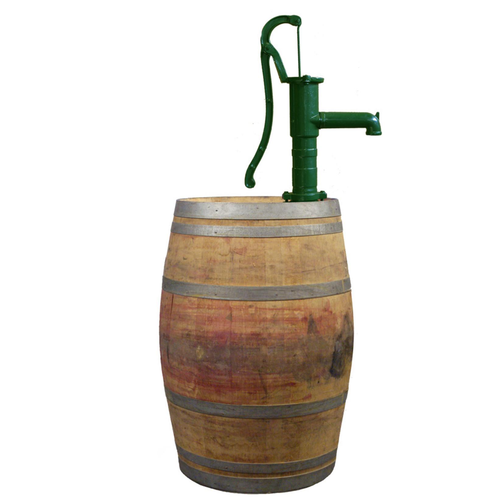 Meuwissen Agro Ton 225 liter met pomp hergebruik ø 65 x h.95 cm