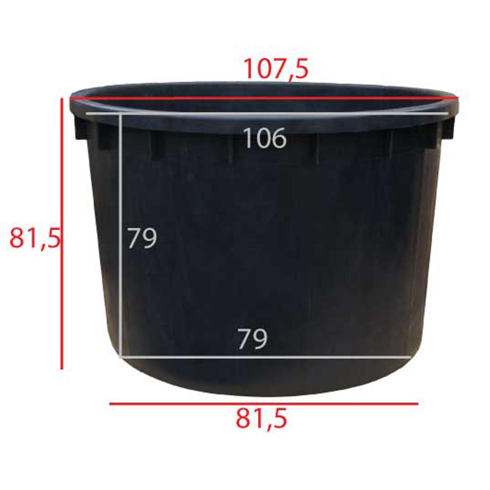 Meuwissen Agro Boomkuip   500 liter ø 104 x h.82 cm