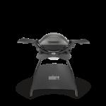 Weber Weber® Q 2400 elektrische barbecue met stand Dark grey