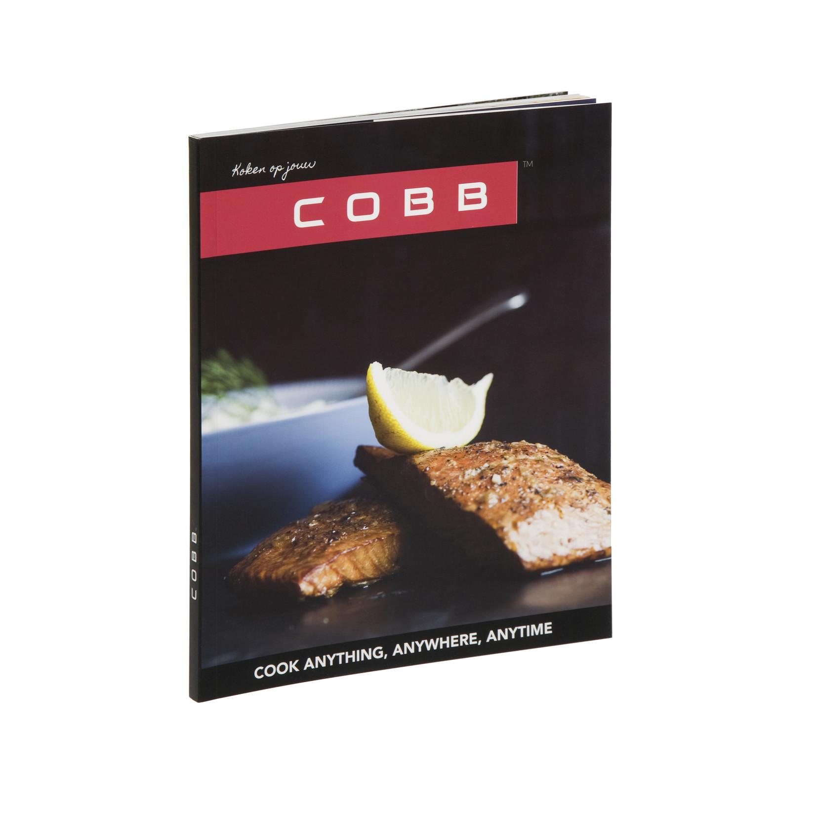 """Cobb COBB Kookboek """"Koken op jouw Cobb"""""""