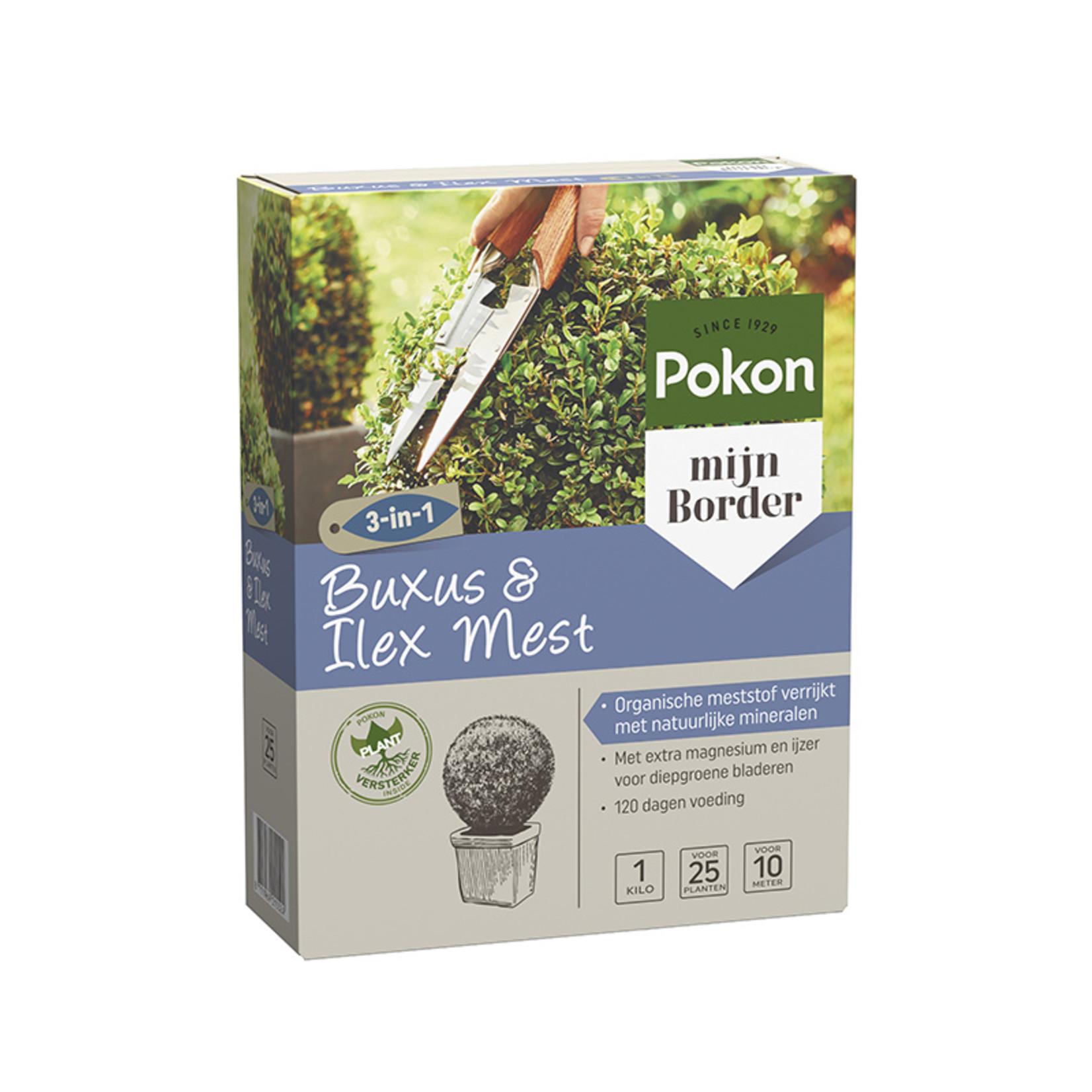 Pokon POKON Buxus/Ilex voeding 1kg