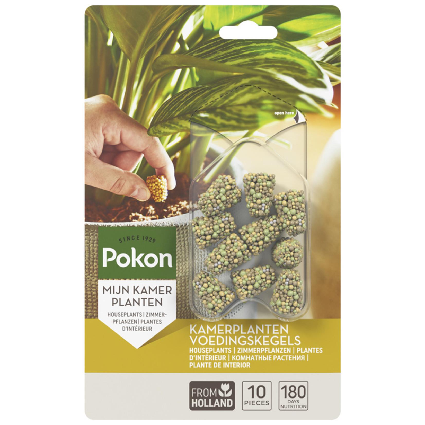 Pokon POKON Portie kamerplanten tabletten 10 st