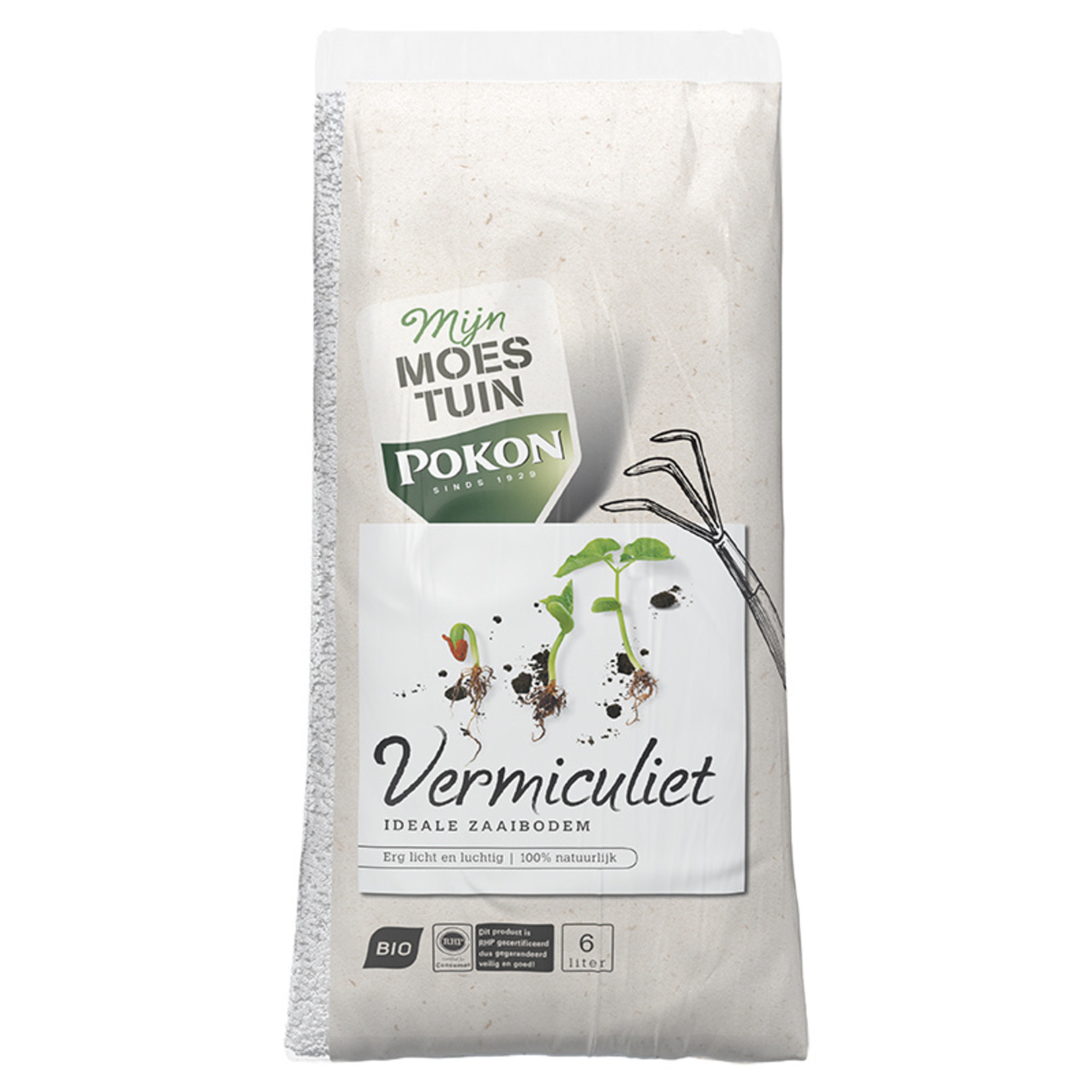 Pokon Vermiculiet 6l