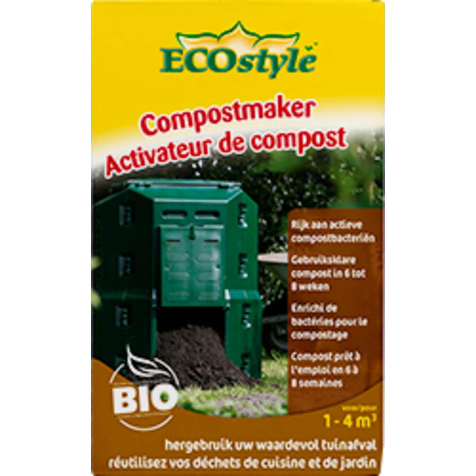 Ecostyle Compostmaker 800 g
