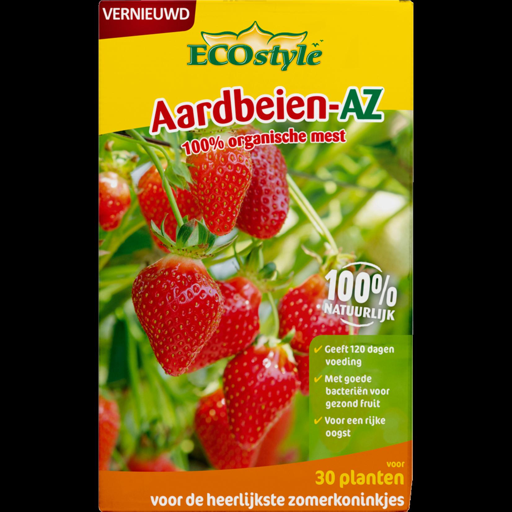 Ecostyle ECOSTYLE Aardbeien-az 1 kg