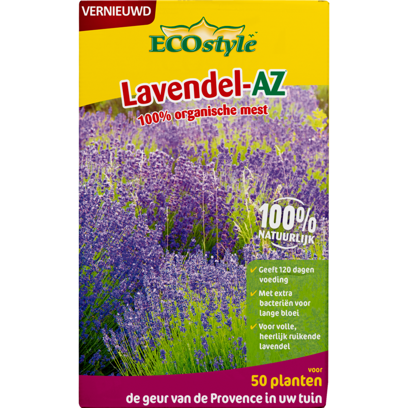 Ecostyle Lavendel-az 800 g