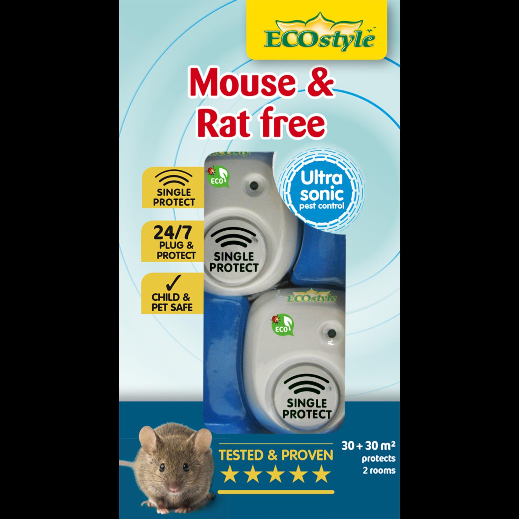 Ecostyle Mouse & rat free 30+30