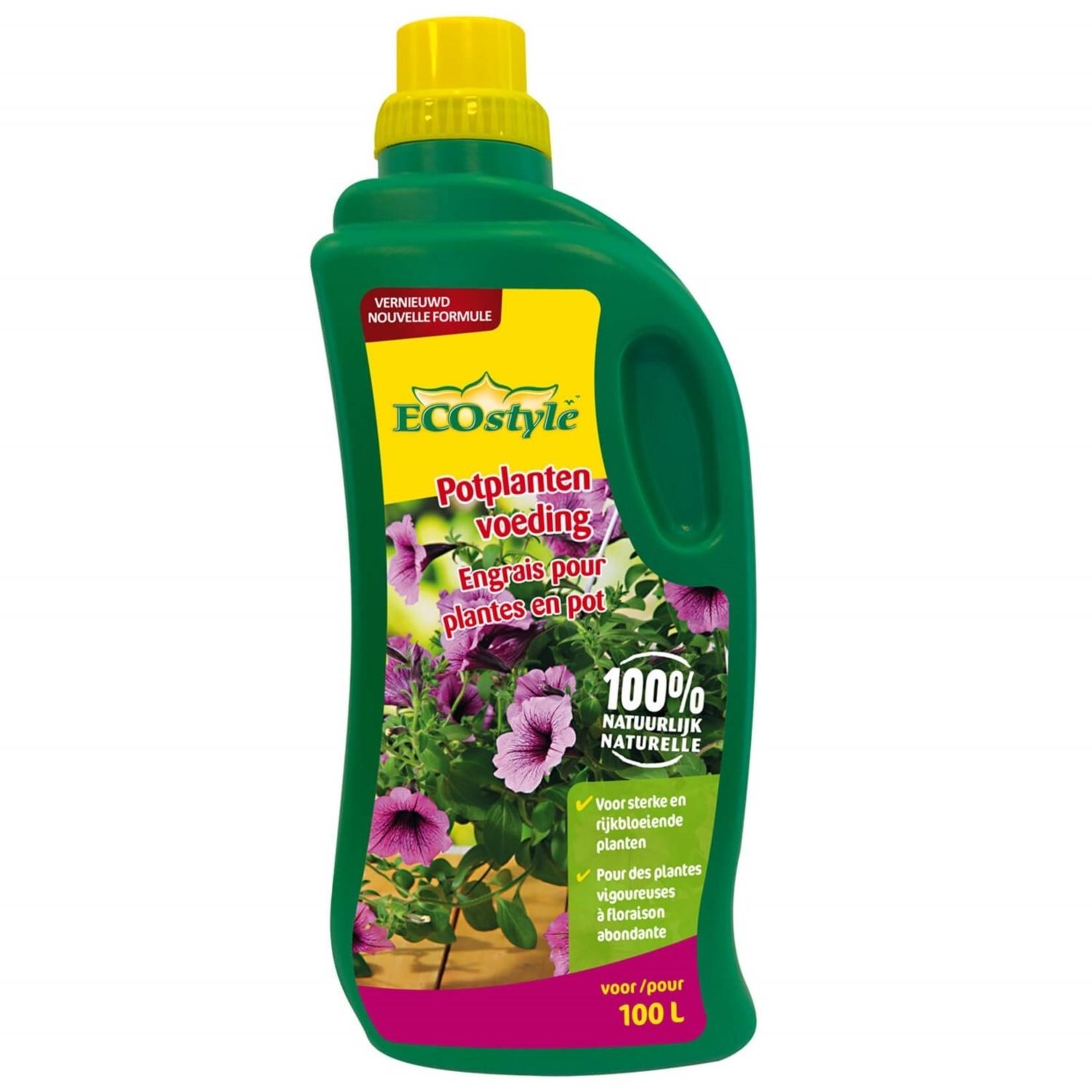 Ecostyle Potplanten voeding 1000 ml